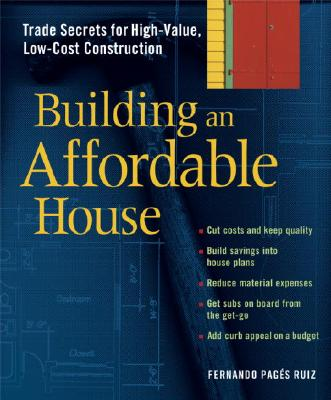 Building An Affordable House By Ruiz, Fernando Pages/ Haun, Larry (FRW)